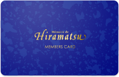 Hiramatsu MEMBERS CARD